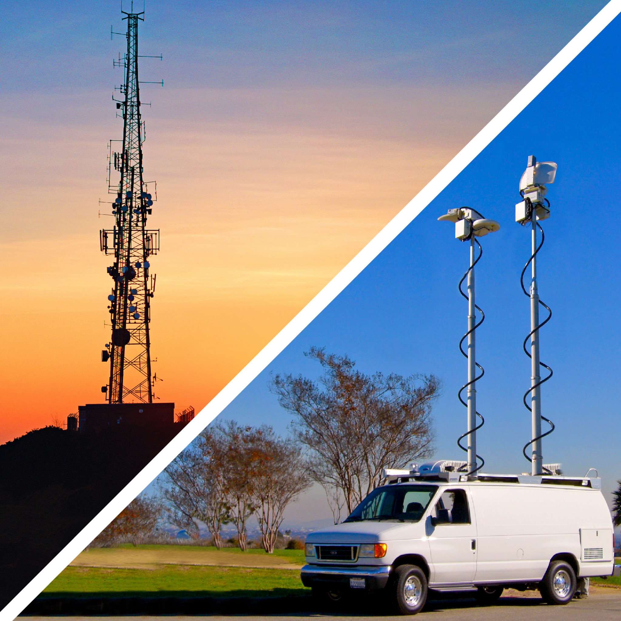 Newmar Powering the Network Telecommunications and Land Mobile Network Products