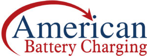 American Battery Charging manufactures battery chargers for industrial and railroad applications logo